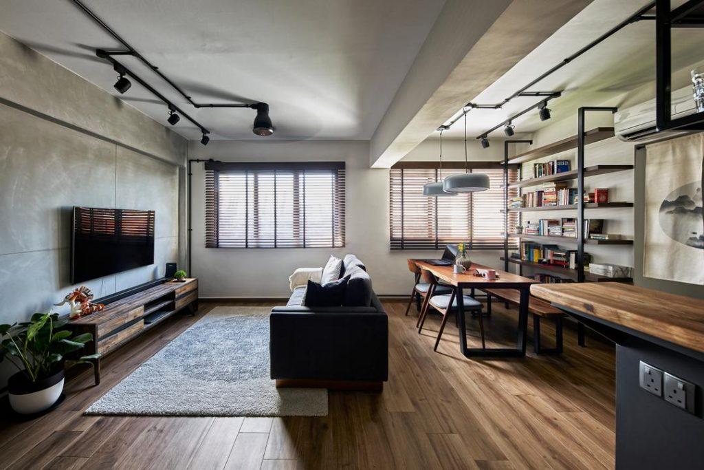 iç-mimar-endüstriyel-tarz-dekorasyon-stili