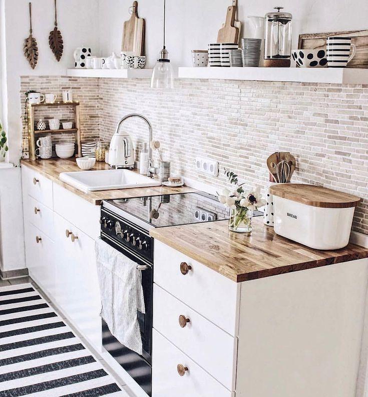 iç mimar mutfak dekorasyon